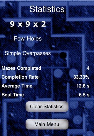 Screenshot Maze Quest 3D Lite